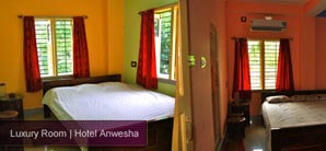 Deluxe Rooms | Hotel Anwesha